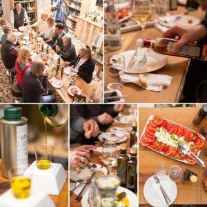 Olivenölseminar, Olivenöl