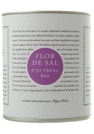 Flor de Sal Rosa, Salz, Gewürz,