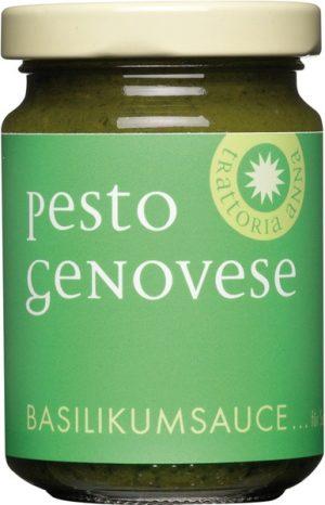 Pesto Genovese, Trattoria Anna, Feinkost Hannover, Pesto Hannover, Basilikumsauce