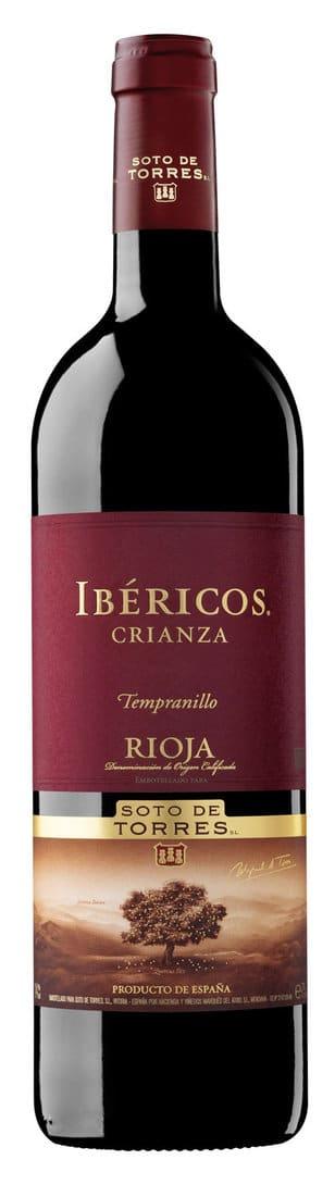 Rioja, Torres, Ibericos, Rotwein