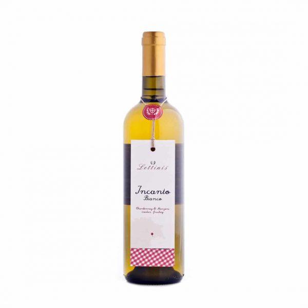 Lettinis, Incanto Bianco, Weißwein, Italien