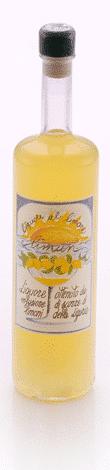 Limoncino, Zitronenlikör, Likör