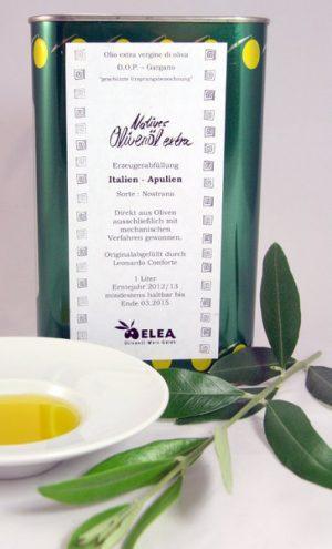 Olvenöl Italien