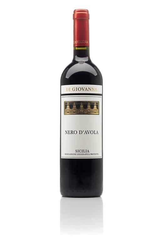 Nero d′Avola, Di Giovanna, Sicilia, Rotwein