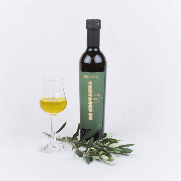 ELEA BIO Olivenöl Sizilien Gerbino