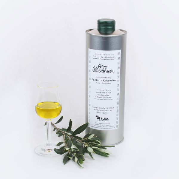 ELEA Olivenöl Spanien Katalonien+
