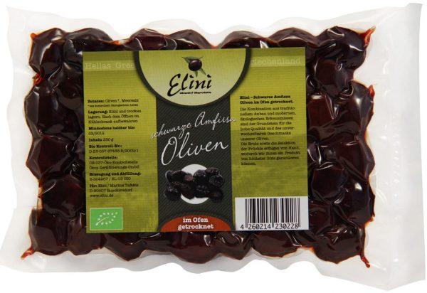 ELINI, Tapenade, Oliven,
