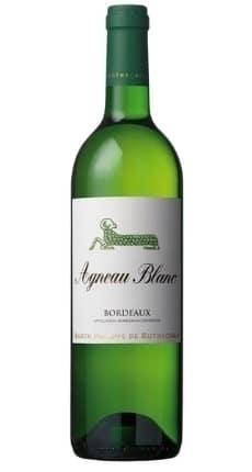 Agneau Blanc, Bordeaux, Baron Philippe de Rothschild, France, Frankreich, Weißwein,