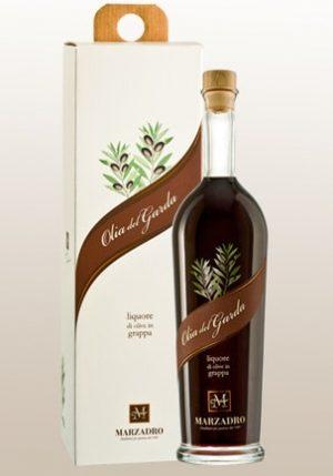 Olivenlikör
