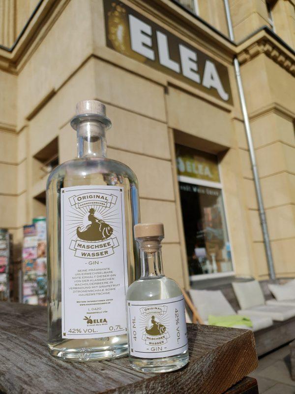 Maschssewasser Gin 40Ml