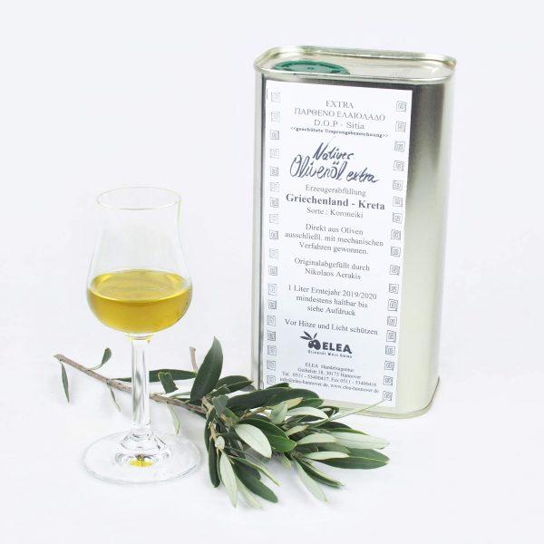 ELEA Olivenöl Kreta 1L